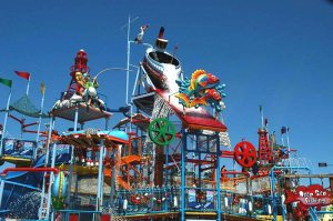 Jersey Shore Vacations: Breakwater Beach Opening