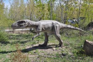 Jersey Shore Vacations: Secaucus dinosaur park