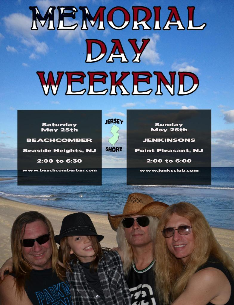 Jersey Shore Events: Flying Mueller Brothers Memorial Day