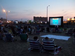 Jersey Shore Events: Free Outdoor Movies