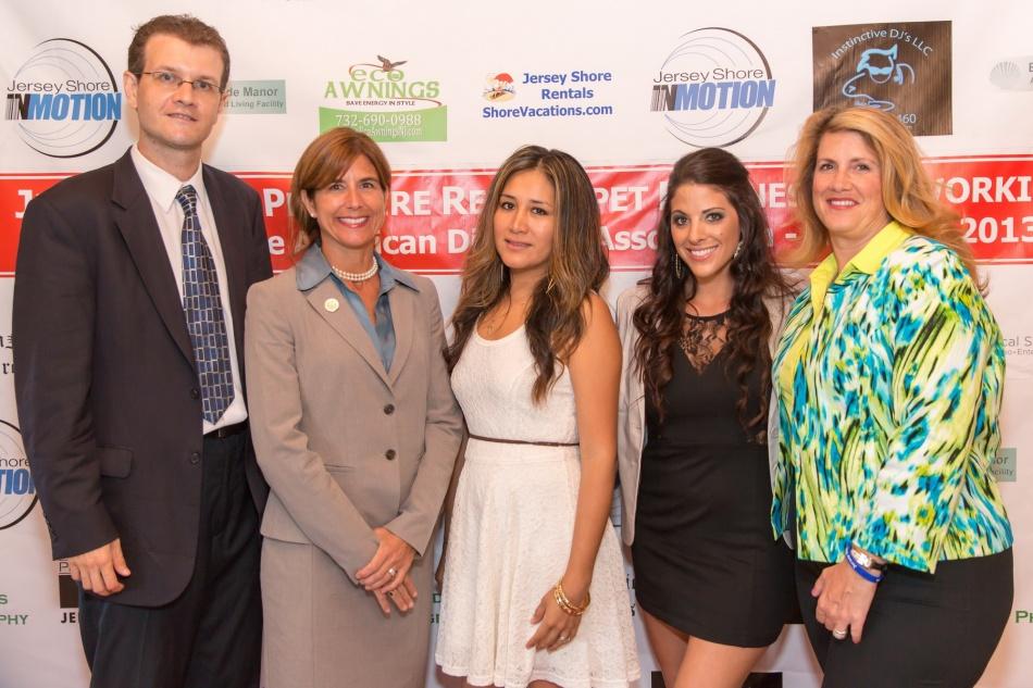 Red Bank Business Event Jennifer Beck Serena DiMaso