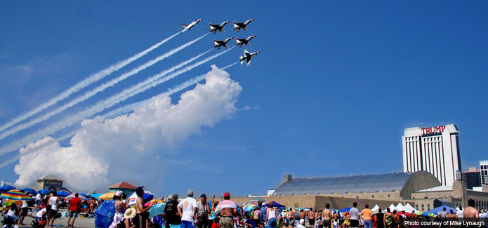 Jersey Shore Events: Atlantic City Air Show