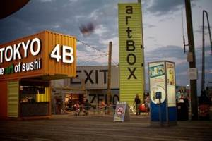 Morey's Piers Introduces artBOX
