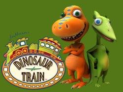 Delaware River NJ Dinosaur Train Ride