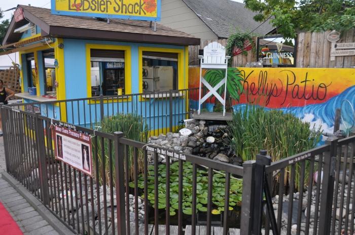 Jersey Shore Restaurants: Kelly's Tavern Neptune City