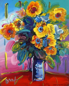 Jersey Shore Events: Peter Max at Ocean Galleries Stone Harbor