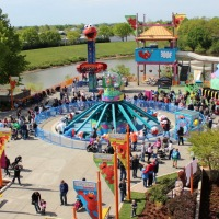 Sesame Place Review: Wet and Dry Fun with a 3-Year Old
