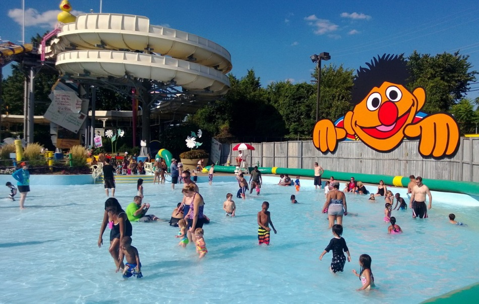 Jersey Shore Attractions: Sesame Place