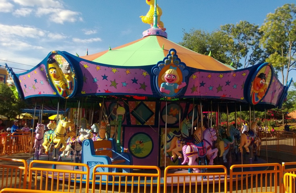 Jersey Shore Travel: Sesame Place
