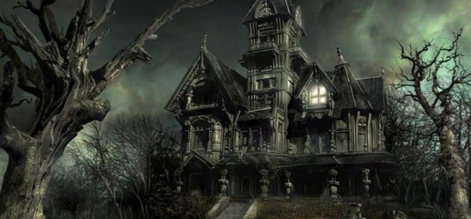 Jersey Shore Events: Atlantic Highlands Halloween Strauss Mansion