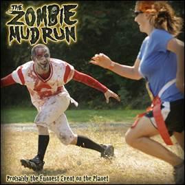 Jersey Shore Events: Wildwood Zombie Mud Run