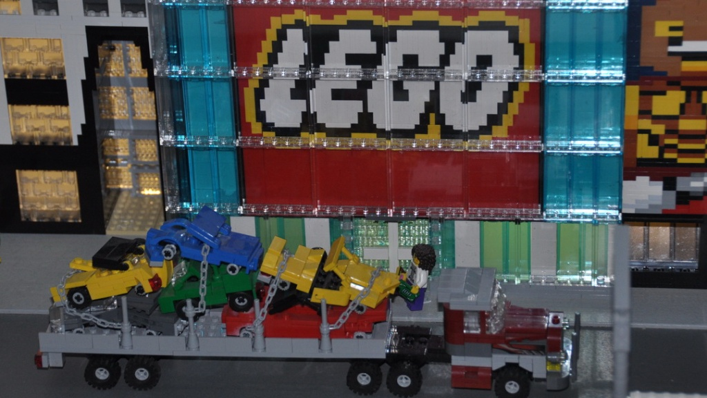 Jersey Shore Kids Attractions: legoland Westchester County