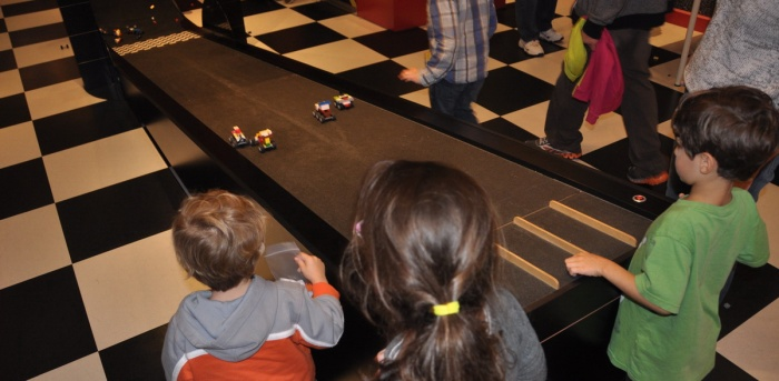 Legoland New York: Kids Racers