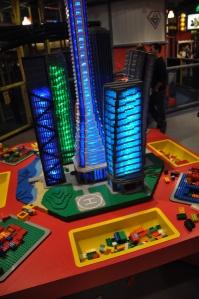 Legoland Kid Fun: Building Towers