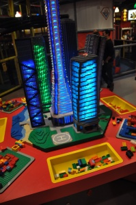 Legoland Kid Fun: Building Towers