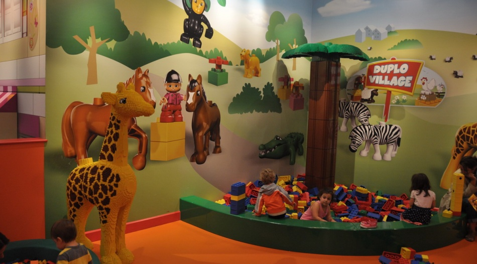 Jersey Shore Vacations: Legoland Duplo Village