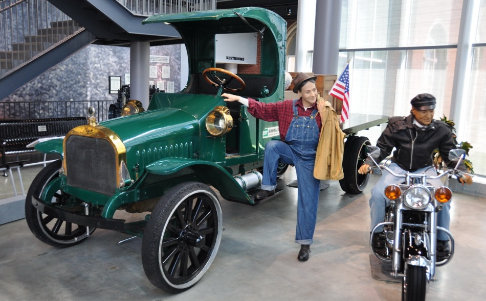 New Jersey Attractions: America on Wheels Pennsylvania