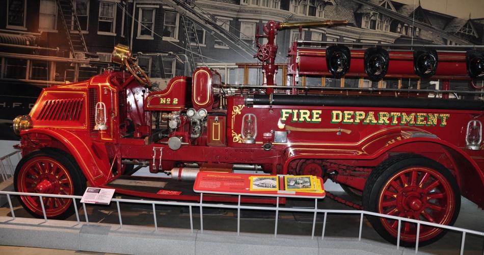 Allentown Pennsylvania Firetrucks Museum