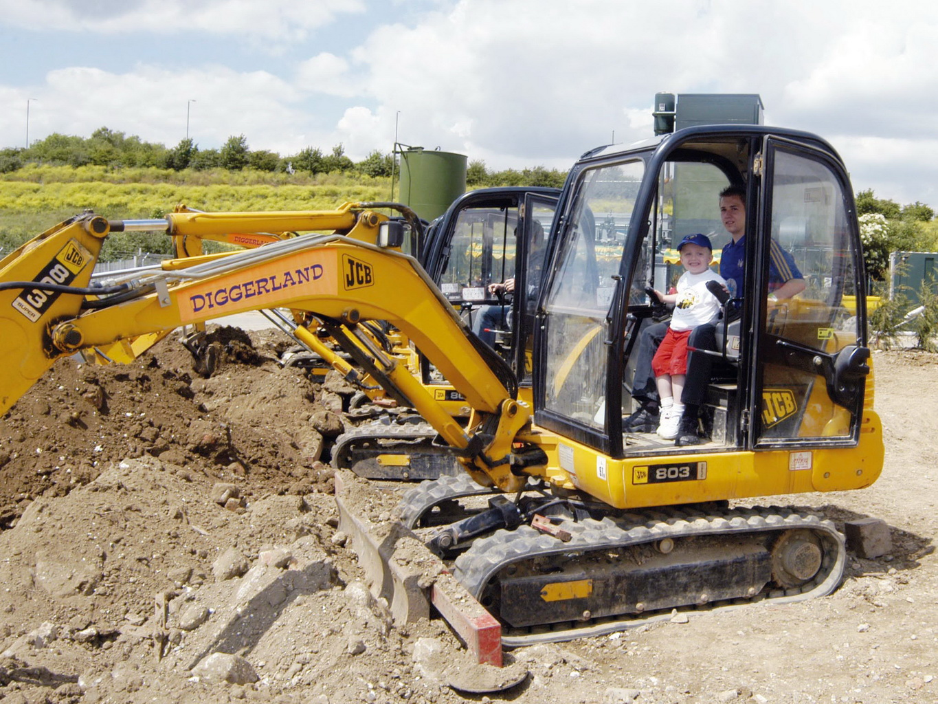Diggerland Usa A Construction Themed Adventure Park Is Coming To Nj Jersey Shore Vacations