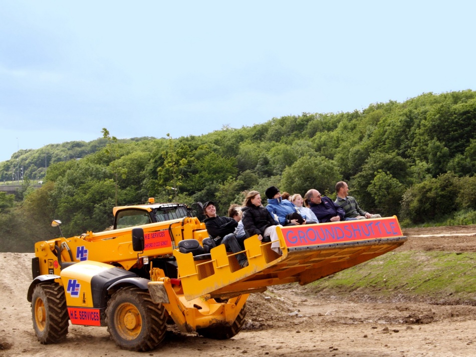 New Jersey Kids Activities Diggerland Park