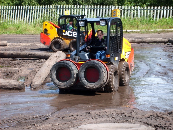Jersey Shore Travel Diggerland USA