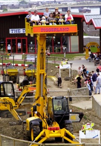 Jersey Shore Amusement Parks: Diggerland USA