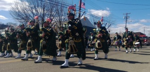 New Jersey St Patrick's Day Parades