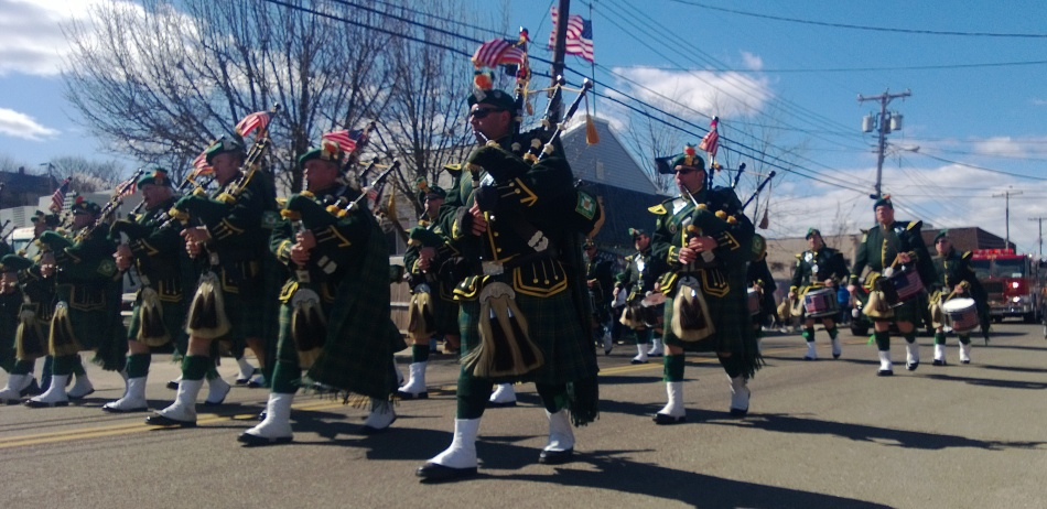 Jersey Shore St Patrick's Day Parade