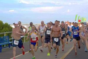 Jersey Shore Events Wild Half Marathon Wildwood