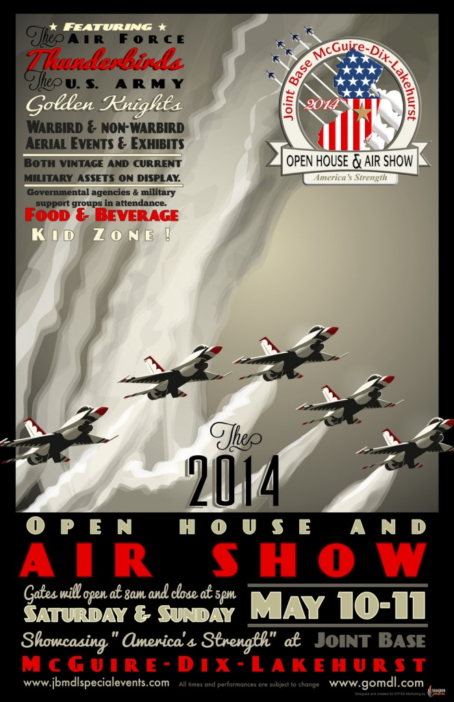 Jersey Shore Events Air Show McGuire NJ