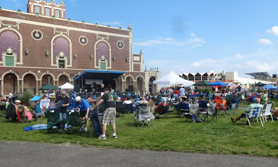 Jersey Shore Events: Asbury Park Blues & Brews Festival