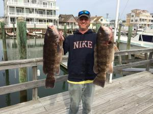 Jersey Shore Fishing Beach N Boat Tournament