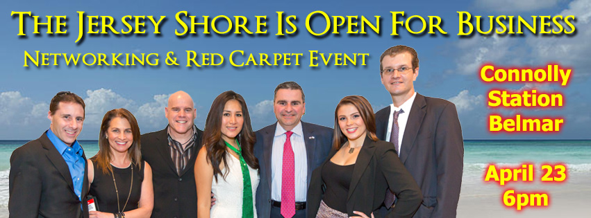 Jersey Shore Is Open Business Networking Belmar