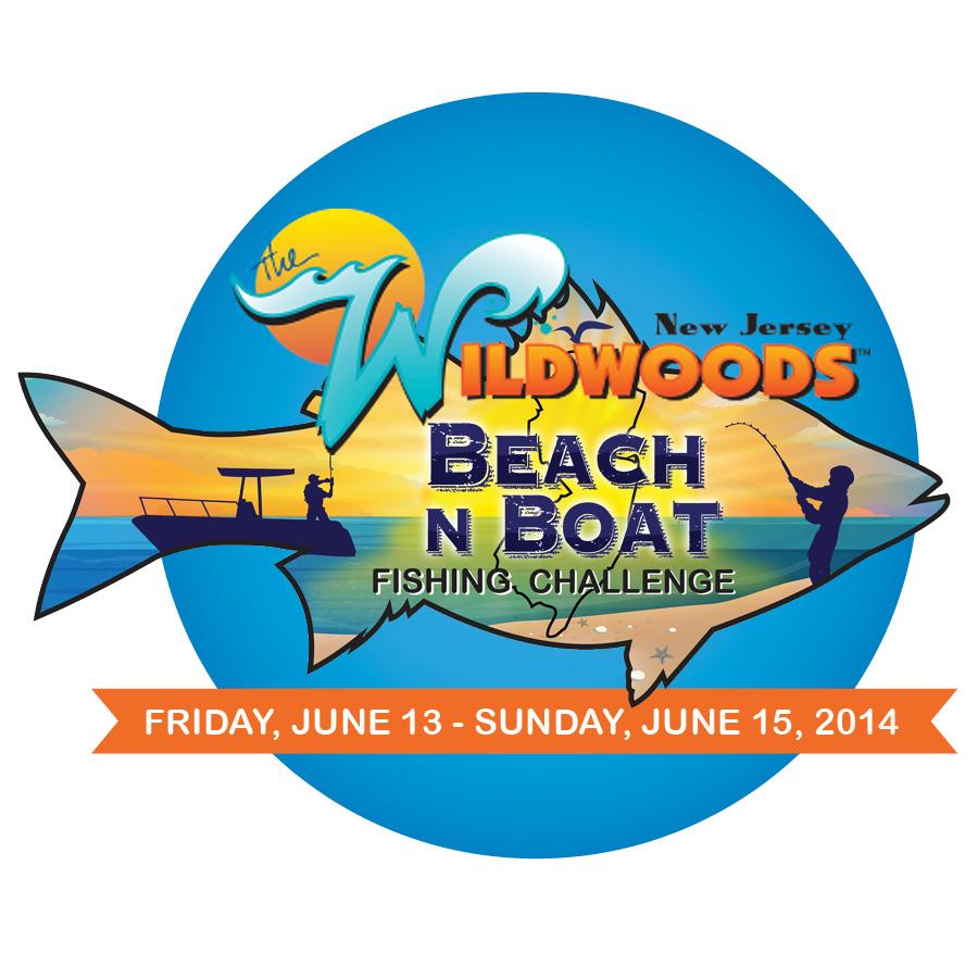 Wildwoods Beach N Boat Fishing Challenge
