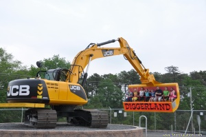 New Jersey Amusement Parks: Diggerland Spindizzy