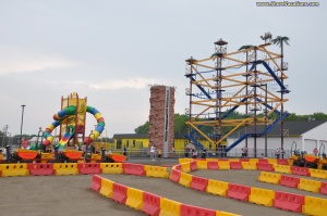 NJ Kids Attractions: Diggerland USA
