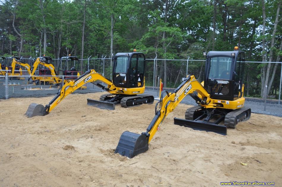 Diggerland NJ Operate Diggers
