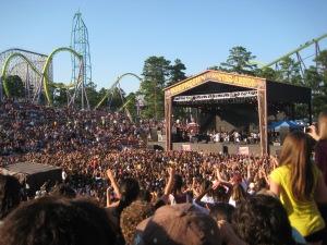 Six Flags Great Adventure NJ Events