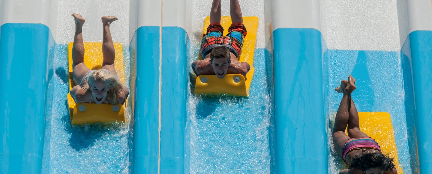 Jersey Shore Water Parks: Hurricane Harbor Opening