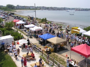 Jersey Shore Events: Cape May Harbor Fest 2014