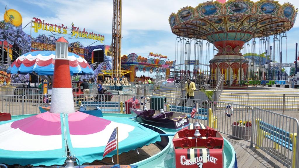 Casino Pier New Additions 2015