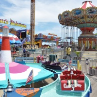 Casino Pier & Breakwater Beach Announces New Rides, Slides and Attractions for 2015
