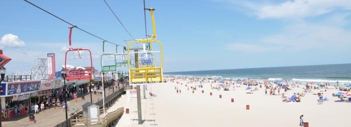 Seaside Heights Rentals Beach Skyride