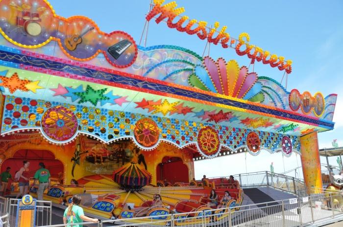 Casino Pier Seaside Music Express