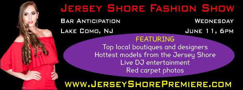 Jersey Shore Fashion Show Bar Anticipation