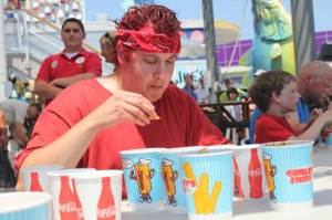 Jersey Shore Events: Morey's Piers Curley Fry Competition