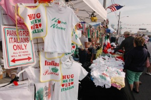 Jersey Shore Events: North Wildwood Italian Festival
