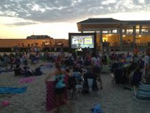 Jersey Shore Free Outdoor Movies