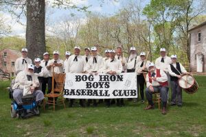 Allaire Village Bog Iron Boys Baseball