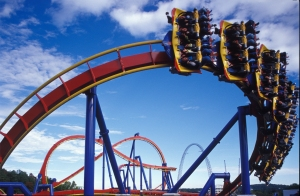 Six Flags NJ National Rollercoaster Day